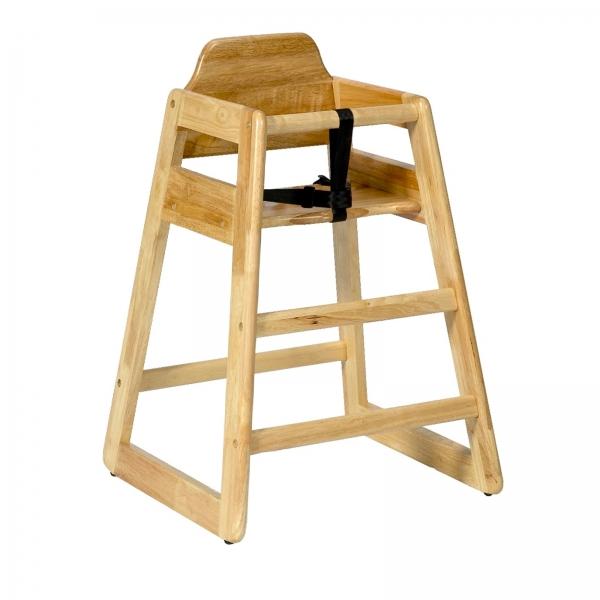 Nino natural high chair