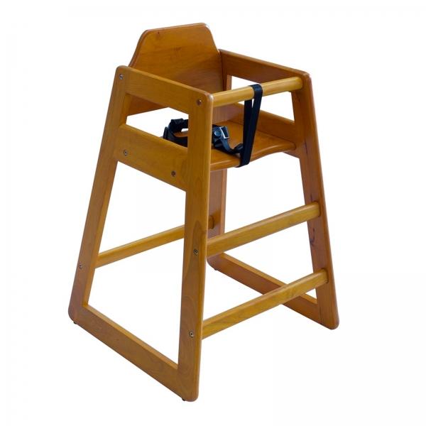 Nino high chair yellow