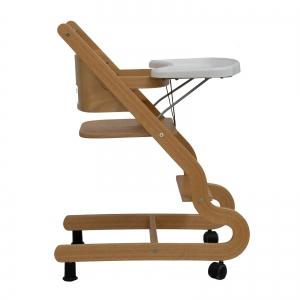 Prestige High Chair Natural